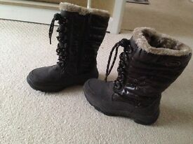 New girls winter boots size 11