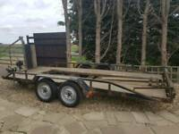 14ft x 6ft car transporter
