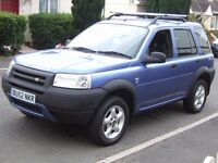 LANDROVER FREELANDER GS MODEL TD4
