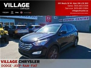 2015 Hyundai Santa Fe SportPreium|Accident Free|Bluetooth|Heated
