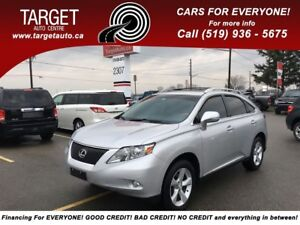 2012 Lexus RX 350 AWD, Loaded, Leather, Roof, Very Clean and Mor