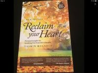 Reclaim your heart Islamic book brand new is £12.99 grab a bargain price