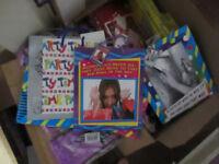 Job lot Hundreds Gift Bags Birthday/Christmas Themed Joblot Bundle