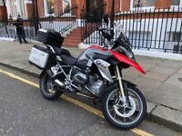 BMW GS1200 - With Premium & Active Package . A very well kept bike from 2013 with only 6973miles.
