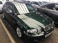 2005 Rover 45 Top of Range Immaculate. Mot. Tax. Leather. Owned by Lord Young
