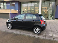 57 reg 2007 toyota yaris sr 1.3 automatic, 1 lady owner, 62k f/s/h, long mot, hpi clear 100%