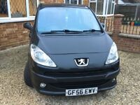 2006 Peugeot 1007 1.4 hdi diesel manual 60+ mpg
