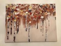 Large canvas/paint art