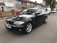 Bmw 1 Series 118D Sport 6 Speed Manual Full Service History Excellent Recently Serviced