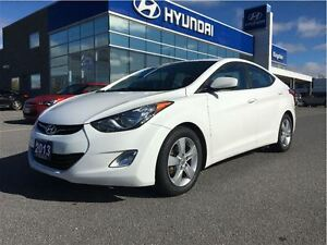 2013 Hyundai Elantra GLS Sedan *Sunroof-Bluetooth*
