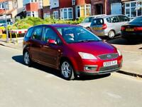Ford Focus C-MAX 1.6 Diesel, New Mot, Full Service History, Only 1 Former Keeper, Cheap 4 Insurance