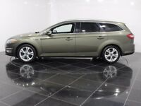 FORD MONDEO TITANIUM X BUSINESS EDITION TDCI (green) 2014