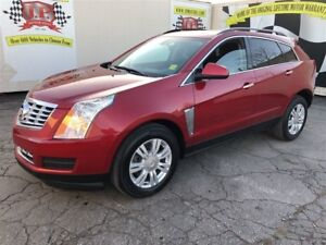 2015 Cadillac SRX Auto, Leather, Heated Seats, Only 51, 000km