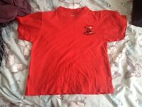 Lliswerry Primary School PE Top (Age 5-6)