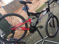 "Muddyfox 26"" Mountain Bike used only once recoil26"