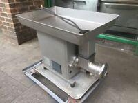 CATERING COMMERCIAL KITCHEN EQUIPMENT MEAT MINCER GRINDER MACHINE FAST FOOD RESTAURANT CAFE KEBAB