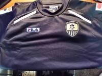 New Notts County Long Sleeved Top