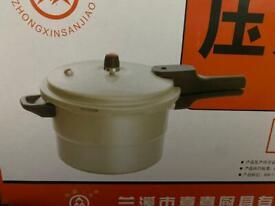pressure cooker aluminium sizes 6/9/11litre