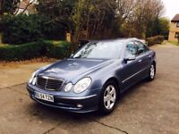 Mercedes e class 2.2 diesel full service history very good car