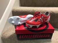 Size 1 junior football boots