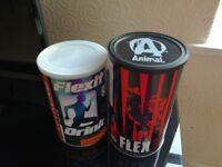 Animal Flex (44) and flexit drink NEW