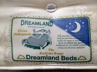 Dreamland Orthopaedic 4ft-6 inch The Backcare Range mattress