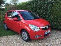 Vauxhall Agila 2009 1.0 5dr 71,000 miles, 12 months MOT. £30 annual TAX, Radio/CD, VGC
