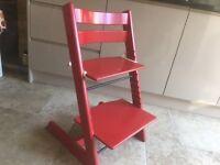 Beautiful original Stokke Chair