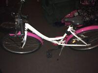 """Girls bike 24"""""""