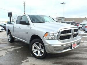 2016 Ram 1500 SLT*QUAD*4X4*8.4 TOUCHSCREEN*8 SPD TRANS*