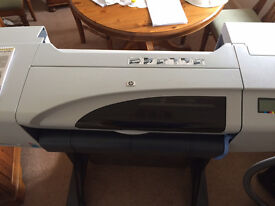 Hewlett Packard - HP DesignJet 510ps - 24'' large-format printer