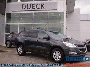 2011 Chevrolet Traverse 1LS  8 Passenger Seating
