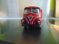 Foden 1.76 scale low loader truck and wagon /unopened and sealed /diecast metal