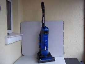 HOOVER BLAZE UPRIGHT BAGLESS 'A' RATED VACUUM,CLEANED & TESTED
