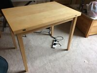 Ikea fold out dinning table