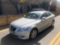 2008 LEXUS IS 220D 2.2TD, FULL SERVICE HISTORY, VERY CLEAN CAR, DRIVES LIKE NEW HPI CLEAR