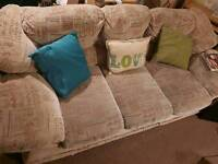 2 x 3 seater FREE *collection only*
