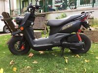 Scooter Yamaha 2013