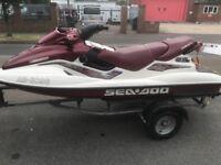 Seadoo gtx 951 jet ski £1400 PX SWAP SUPERBIKE