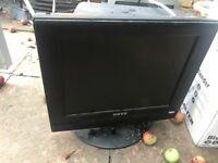 """Flat screen tv 19"""""""