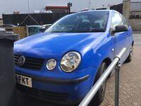 VW Polo, low miles!!!