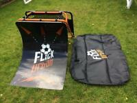 Flick Urban football skills trainer. New.