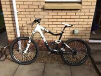 Mountain bike / mtb / dh / downhill / freeride / size large