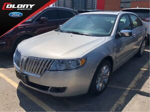 2010 Lincoln MKZ | Perforated Leather | Moonroof | Cooled Seats