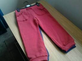 BRAND NEW - 2 GIRLS JOGGERS
