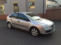 FORD FOCUS 1.8 TDCi SPORT 5dr 2006! 12 MONTHS MOT! FULL SERVICE HISTORY! 2 KEYS! DRIVES VERY WELL!!