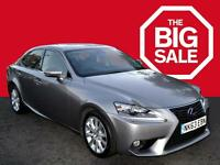 Lexus IS 300H LUXURY (silver) 2013-09-12