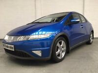 2006 HONDA CIVIC 2.2 DIESEL 5dr *** LONG MOT ***