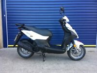 2016 SYM SIMPLY 50cc MOPED , SCOOTER , HPI CLEAR