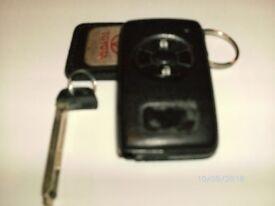looking toyota smart key